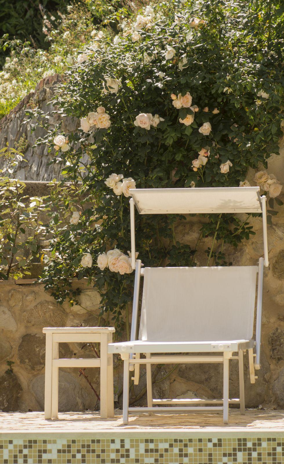 Het creëren van een tuin in Italië