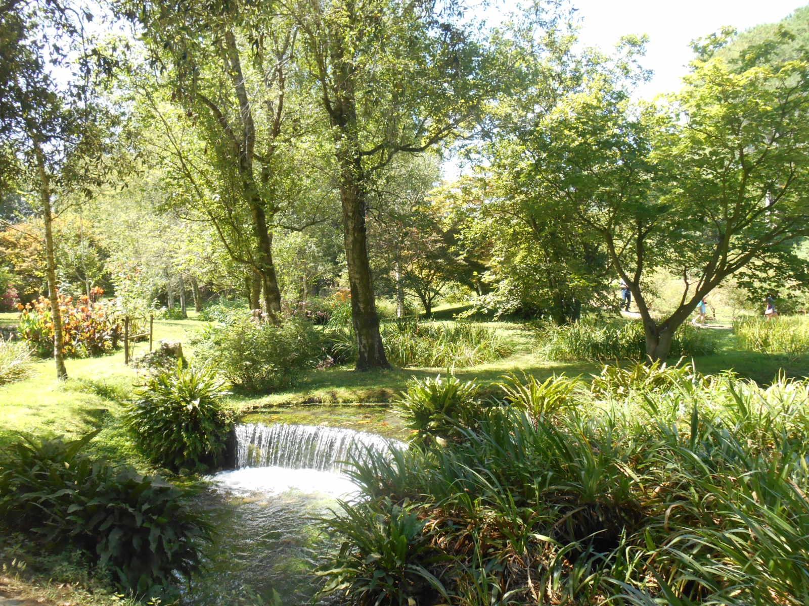 Giardino di Ninfa, een groene oase ten zuiden van Rome